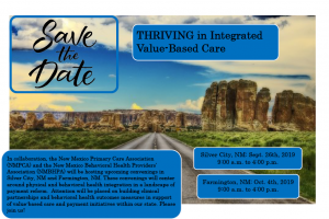 Silver City: THRIVING in Integrated Value-Based Care