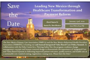 2nd Annual Integrated Value Based Care Policy Summit @ Hotel Santa Fe
